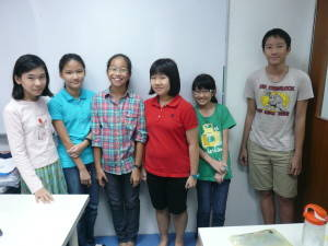 Photo Of Primary Maths Tuition Class