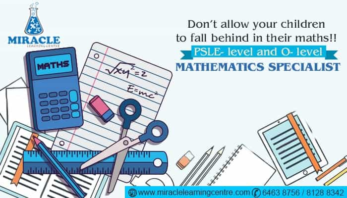Maths Tuition in Singapore