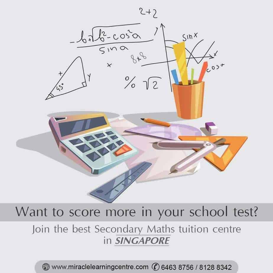 Maths tuition-Singapore