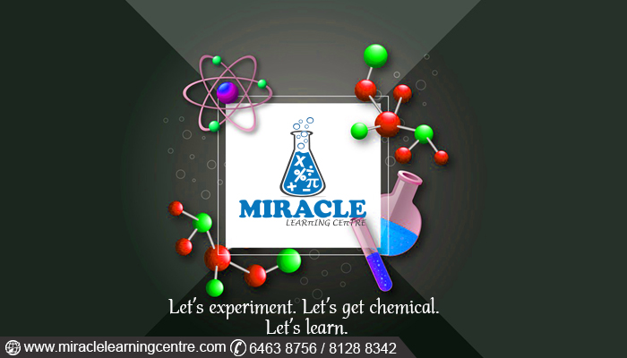 O Level Chemistry tuition in Singapore