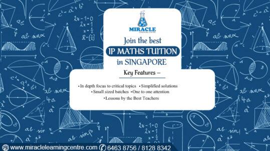 IP Maths Tuition
