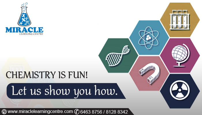 A Level Chemistry Tuition In Singapore