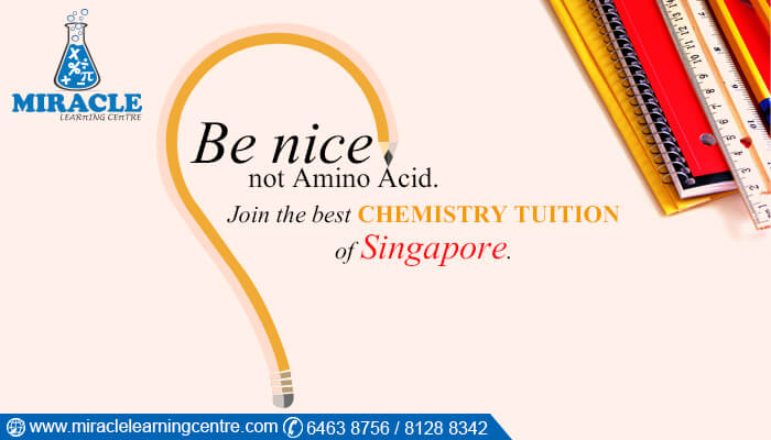 H2 Chemistry Tuition in Singapore