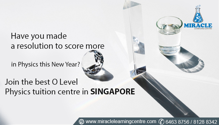 O Level Physics Tuition in Singapore
